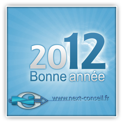 Bonne anne 2012 !