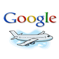 Google Flight Search Logo