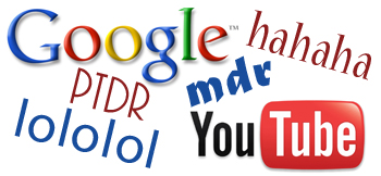 Google youtube compabilisation des lols