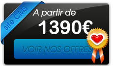 Besoin d'un site internet administrable ?