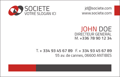 BONUS Tlcharger Notre Business Card 2014psd Modle De Carte Visite 21
